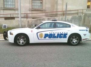 2012 VPD Charger